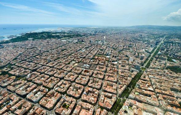 Барселона — второй по
