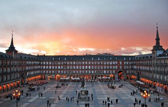 Что делать в Мадриде?