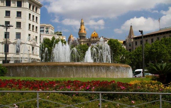 Отдых в Барселоне: фото