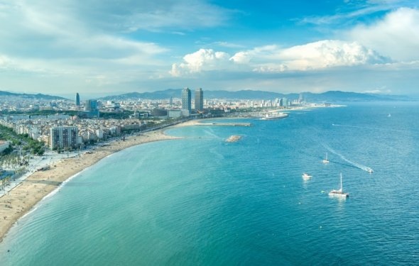 Отдых в Испании: фото