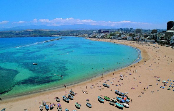 Испания, Канарские острова, о