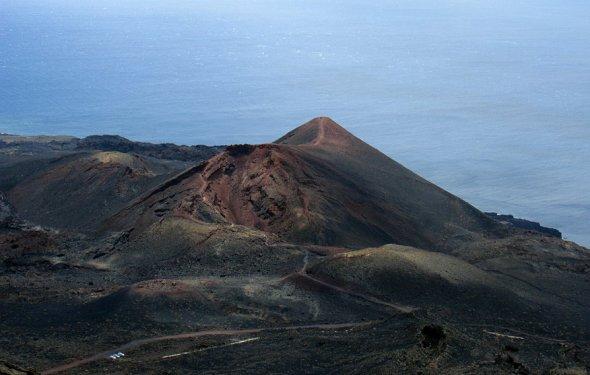Гора-вулкан Тенегуиа