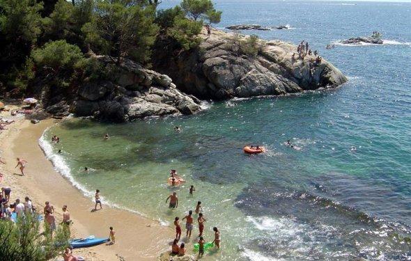 Коста Брава Испания. Курорты