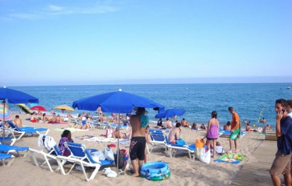 лазурный берег пляжный отдых