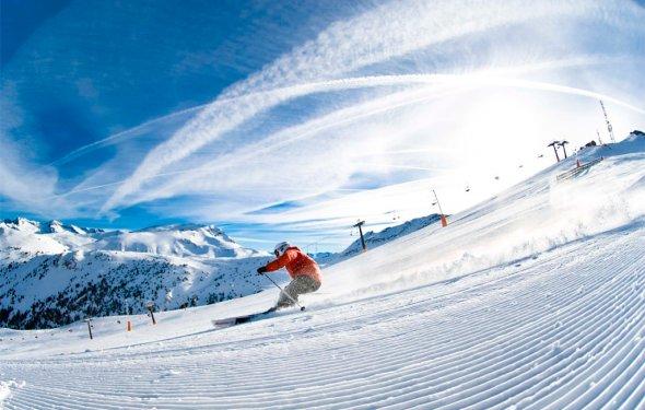 Лыжные курорты Испании
