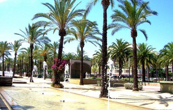 Лучшие места Испании