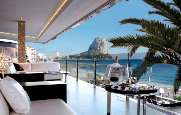 лучшие отели испании