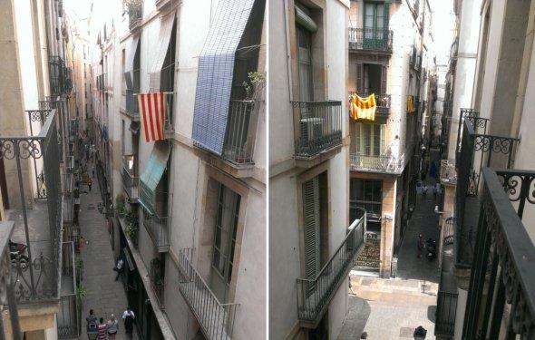 Моя Барселона. Февраль 2014