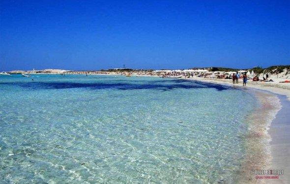 Популярный пляжный отдых в
