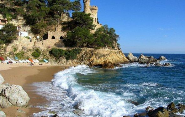 Отдых на океане в Испании: