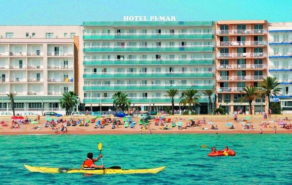 Отель Pimar 3* Бланес Испания
