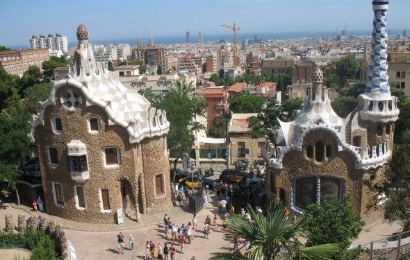 Барселона фотографии