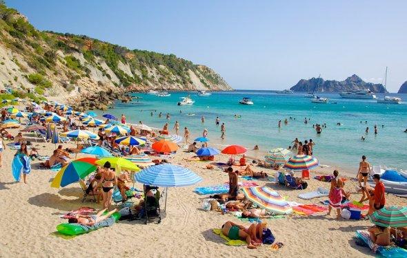 пляжный туризм в испании