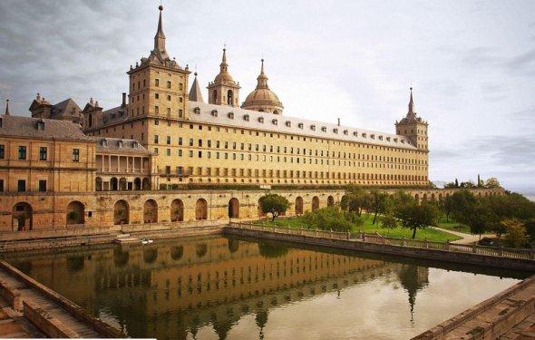 Мадрид в Декабре