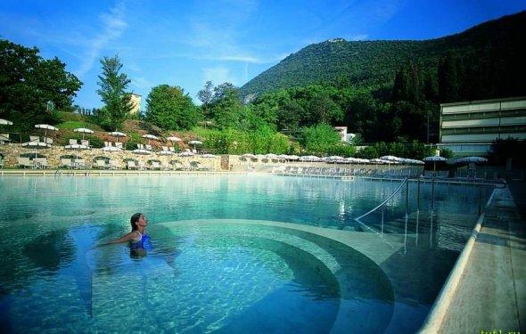 Термальные курорты Испании