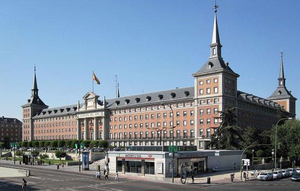 Время в Мадриде